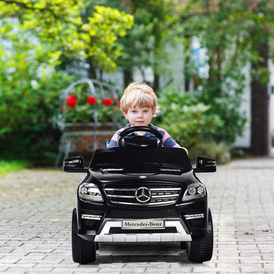 Mercedes Benz ML350 Licensed 6V Kids Ride on Car with Remote Control with FREE SHIPPING