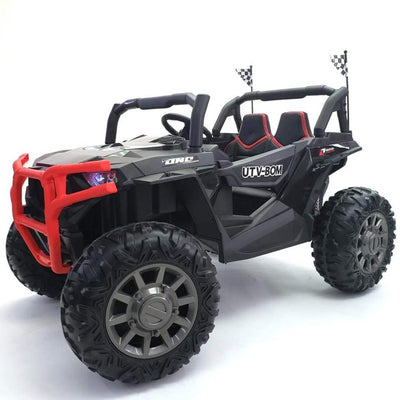 Buggy UTV 24V Electric Kids Ride-on with Upgraded Seats and Motors