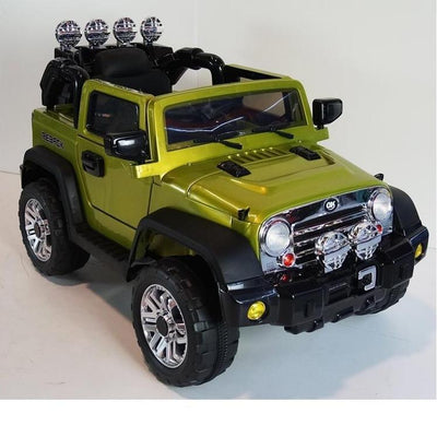 Jeep Inspired 12v Kids Ride on Car