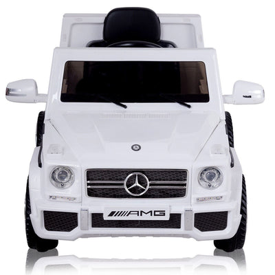 Mercedes Benz G65 AMG 12V Kids Ride On Car 1-Seater with Remote Control - FREE SHIPPING