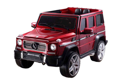 Mercedes Benz G65 AMG SUV Licensed 12v Kids Electric Ride-on Car