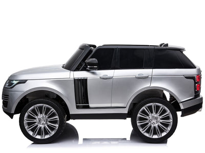 Range Rover Vogue 12V Ride-on Kids Car SUV in Silver