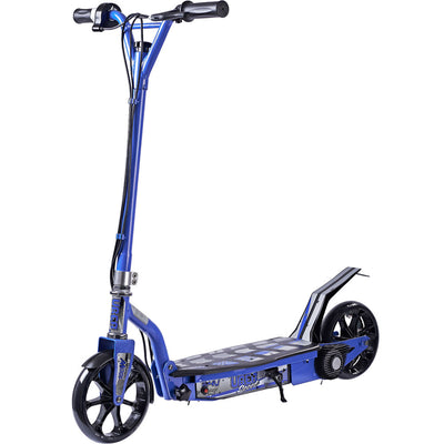 UberScoot Powerboard - 100w Kid's Ride-On Electric Scooter Blue