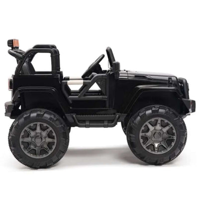 Jeep Style Big Wheels 12V Kid's Electric Ride-on Car with Remote Control