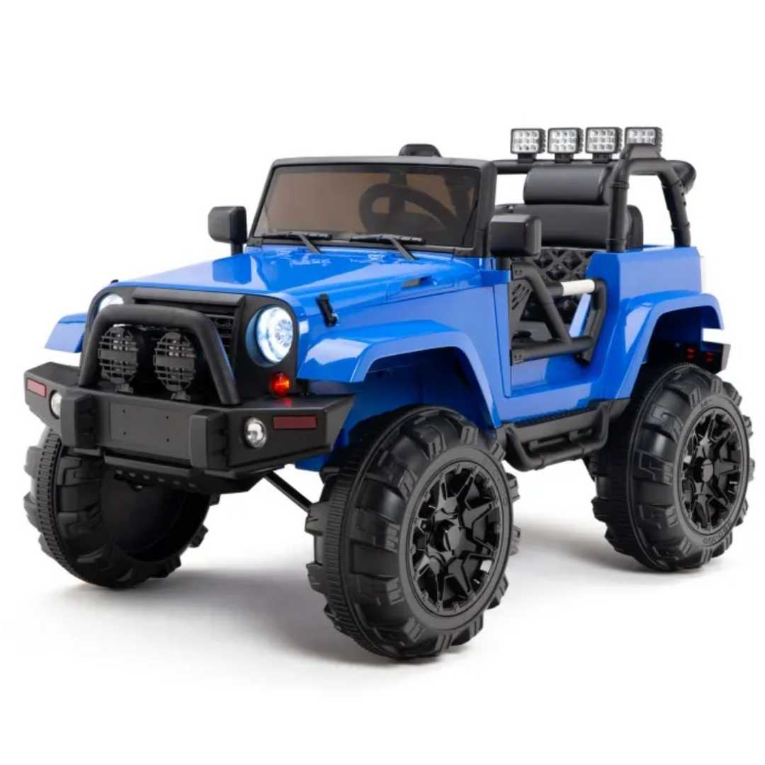 Jeep Supercharger 12V Kid's Electric Ride-on Car with Remote Control
