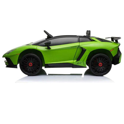 Lamborghini Aventador SV Roadster 12V Kids Ride-On Car