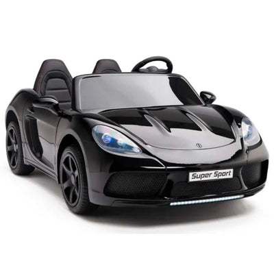 Large-Size 24v Porsche Style 2-Seater with Upgraded Motor and Wheels