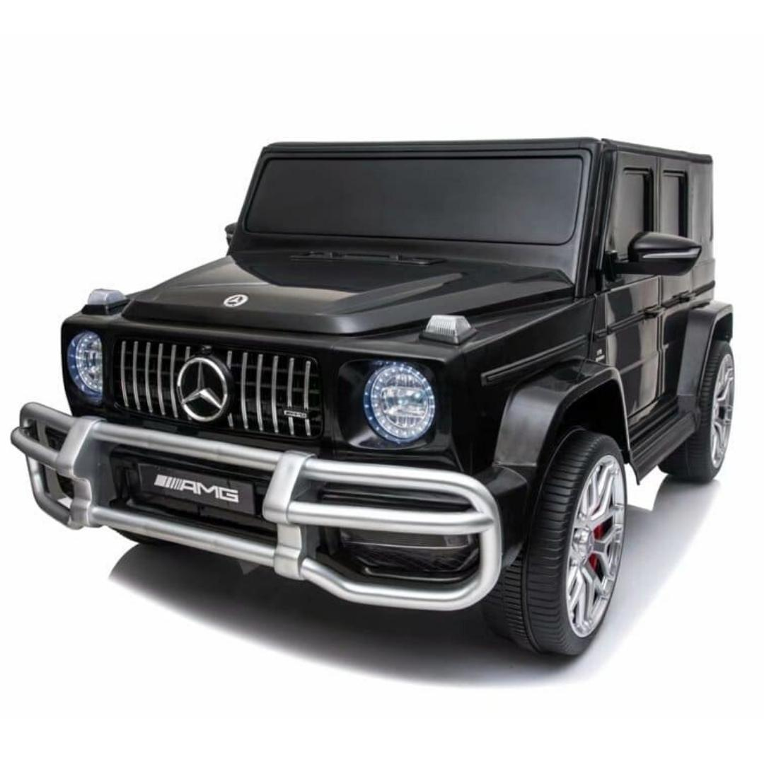 Mercedes Benz AMG G63 24v Kids Ride-on Car with Remote