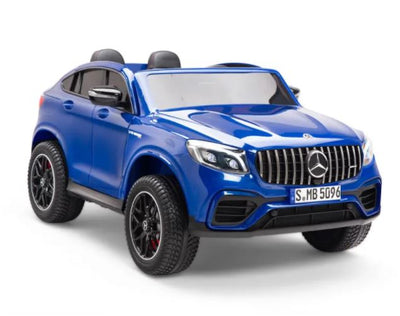 Mercedes-Benz AMG GLC63S 12V 2-Seater Kid's Ride On Car with Remote Control