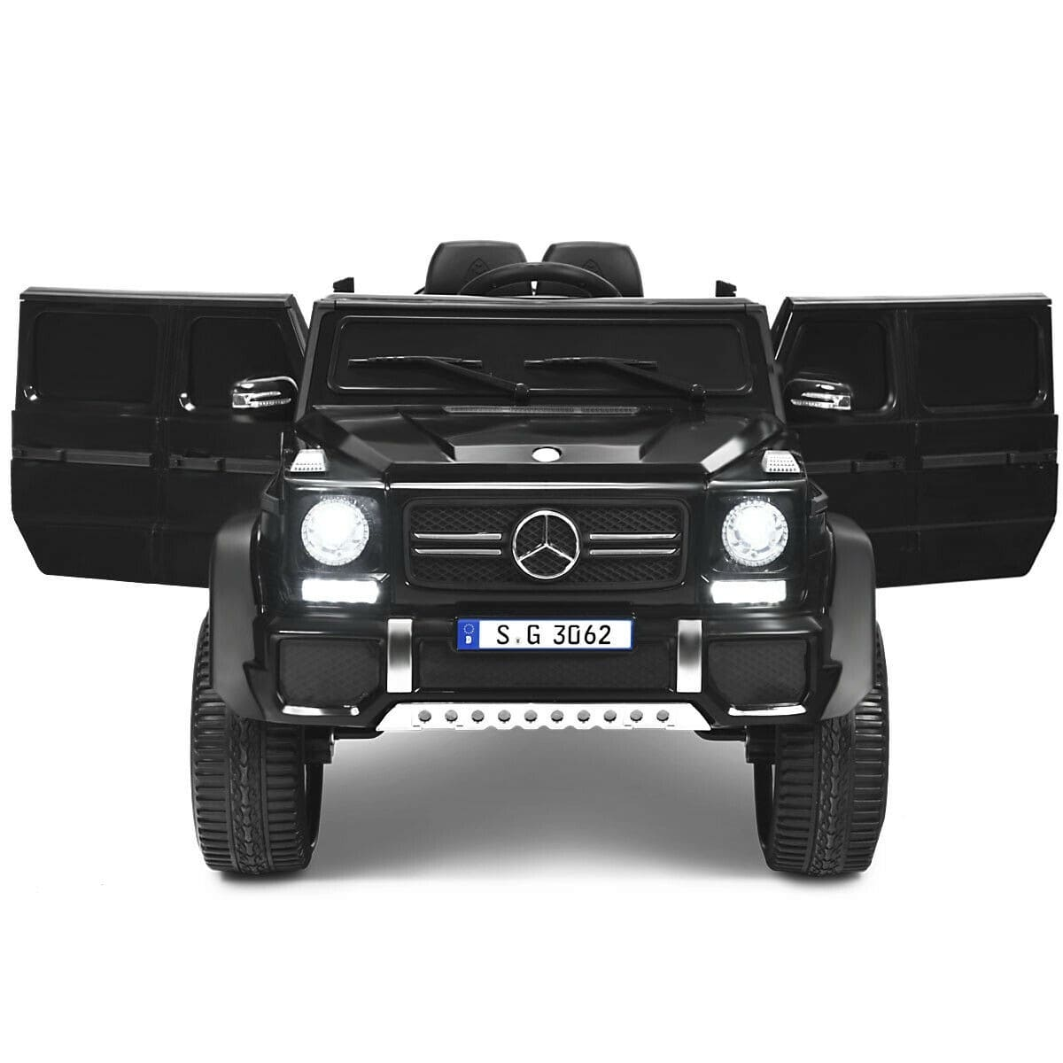 Mercedes-Maybach G650 Landaulet AMG SUV Licensed 12v Kids Electric Ride-on Car - FREE SHIPPING