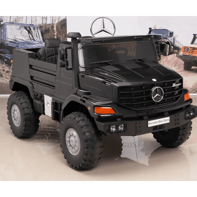 Mercedes Benz Zetros Truck 24V Powered Kids Ride On Truck with Remote Control