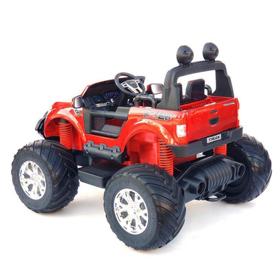 New 4x4 12 Kids Ride-on Monster Truck Car with Remote Control