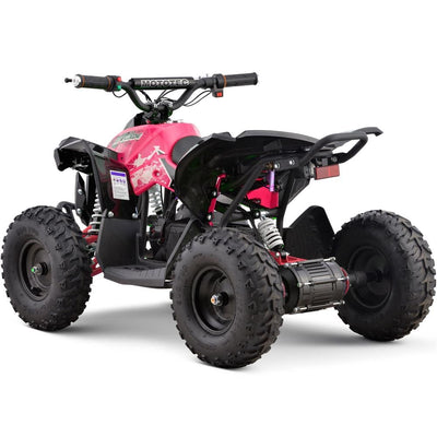 MotoTec 36v 500w Renegade Shaft Drive Kids ATV 4-Wheeler Quad