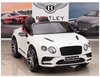 New Bentley Continental Supersports 1-Seater Ride-on Car with Remote Control