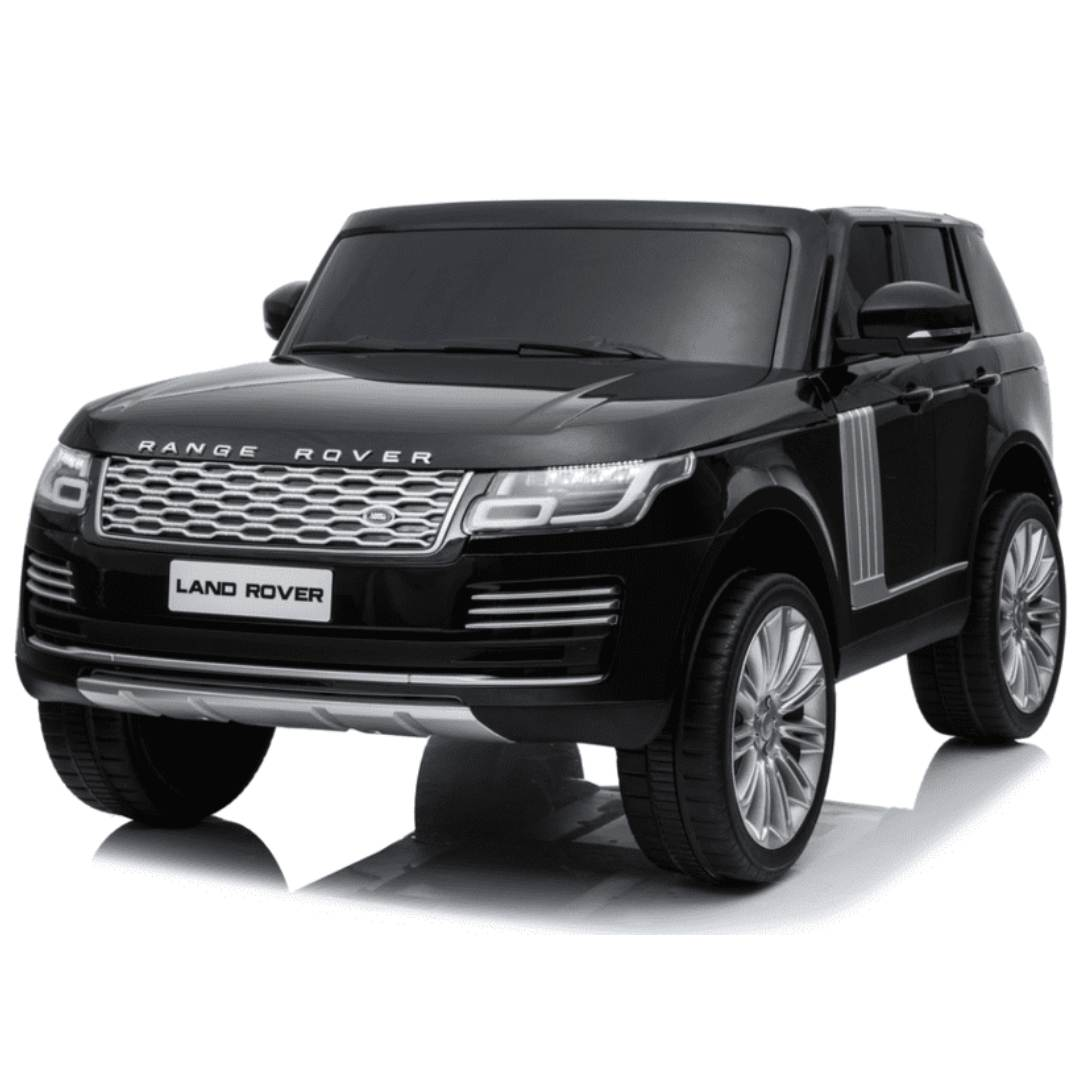RANGE ROVER HSE LICENSED 12V RIDE-ON KIDS CAR SUV IN BLACK
