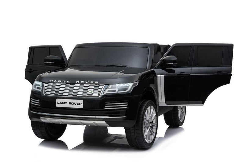 RANGE ROVER HSE LICENSED 24V RIDE-ON KIDS CAR SUV IN BLACK - FREE SHIPPING