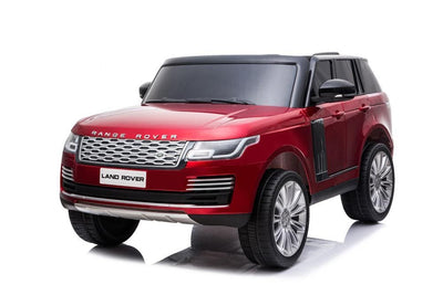 RANGE ROVER HSE LICENSED 24V RIDE-ON KIDS CAR SUV IN RED - FREE SHIPPING