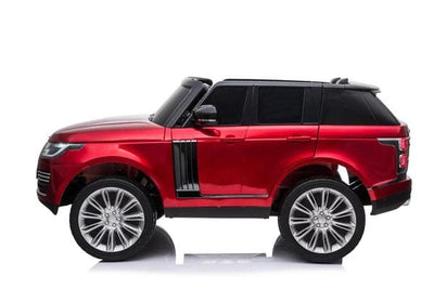 Range Rover Vogue 12V Ride-on Kids Car SUV in Red
