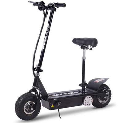 Say Yeah 800w Kid's Ride-On Electric Scooter Black