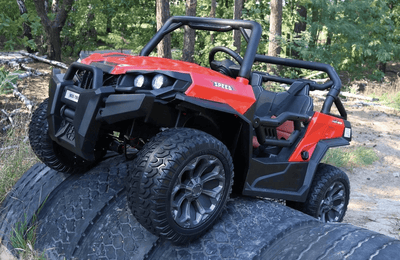 Buggy UTV Off Road Electric Ride-on Car with Upgraded Motors and Seats