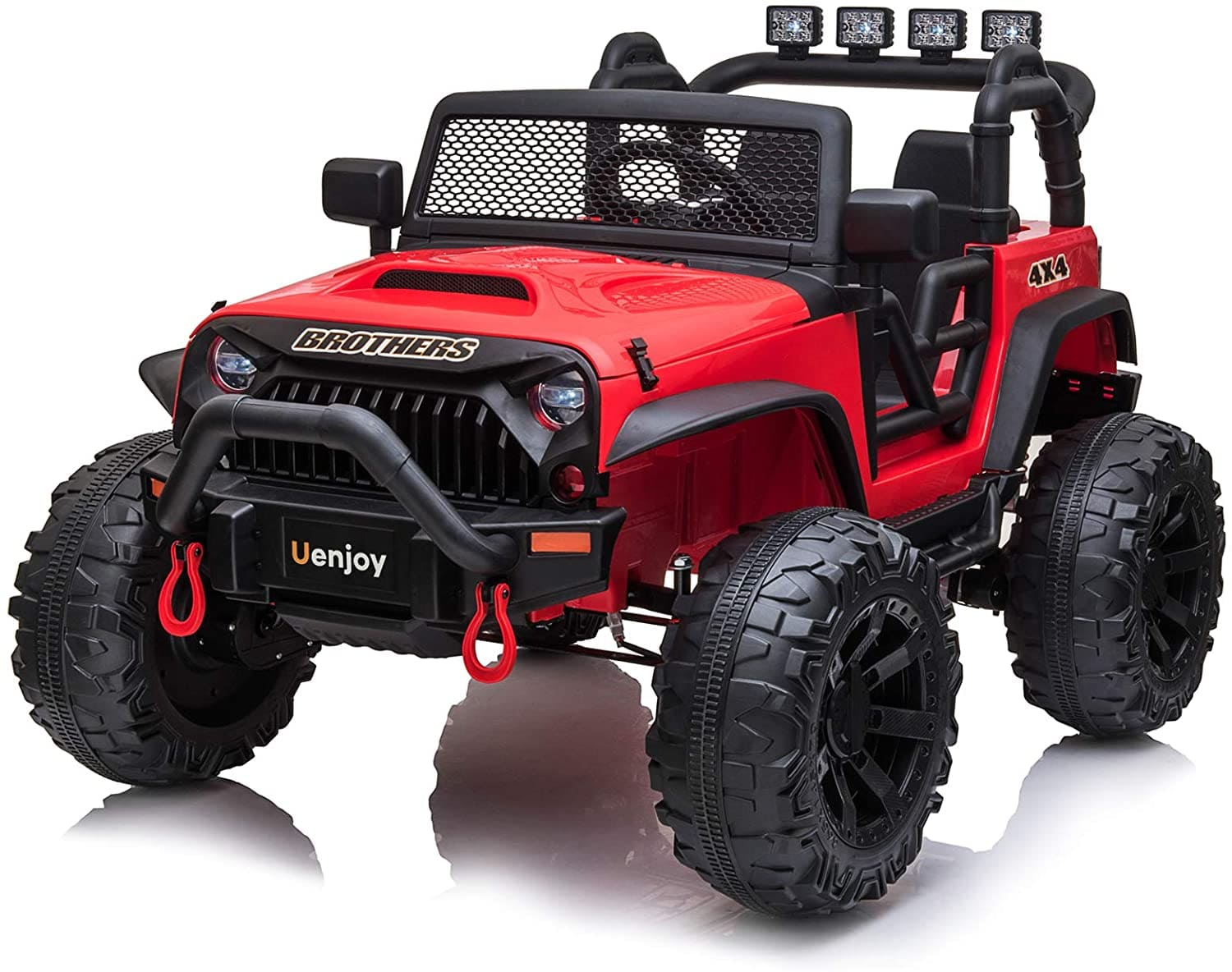 Jeep Style 12v 2-Seater Kids Ride-on Car