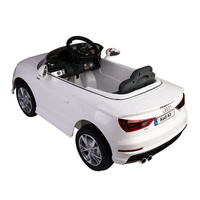 Audi A3 12V Kids Ride on Car with Remote Control and MP3 - FREE SHIPPING Cars & SUVs Costway