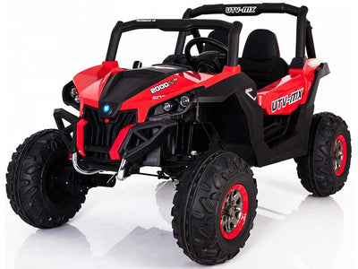 Off Road 12v Electric Kids Ride-on Buggy ATV in Red