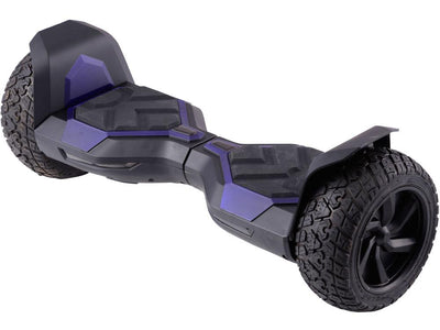 Kid's Ride-On Hoverboard Ninja 36v 8.5inch | Blue (Bluetooth) Hoverboard MotoTec