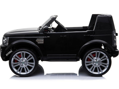 LAND ROVER DISCOVERY LICENSED 12V RIDE-ON KIDS CAR | BLACK Cars & SUVs Mini Motos