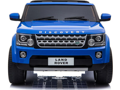 LAND ROVER DISCOVERY LICENSED 12V RIDE-ON KIDS CAR IN BLUE Cars & SUVs Mini Motos