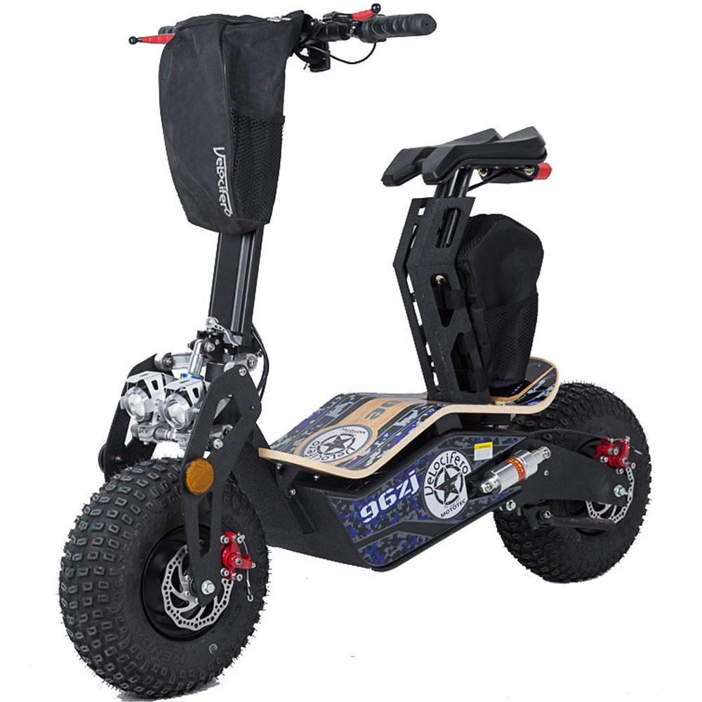Mad 48v 1600w Kid's Ride-On Electric Scooter Electric Scooter MotoTec