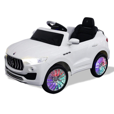 Maserati Levante 6V Licensed Kids Ride On Car with Remote Control - FREE SHIPPING Cars & SUVs Costway