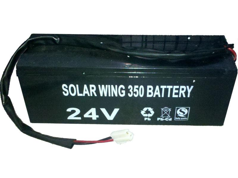 MotoTec Solar Kart - 24v Battery Pack (CUSTOM MADE) Battery MotoTec