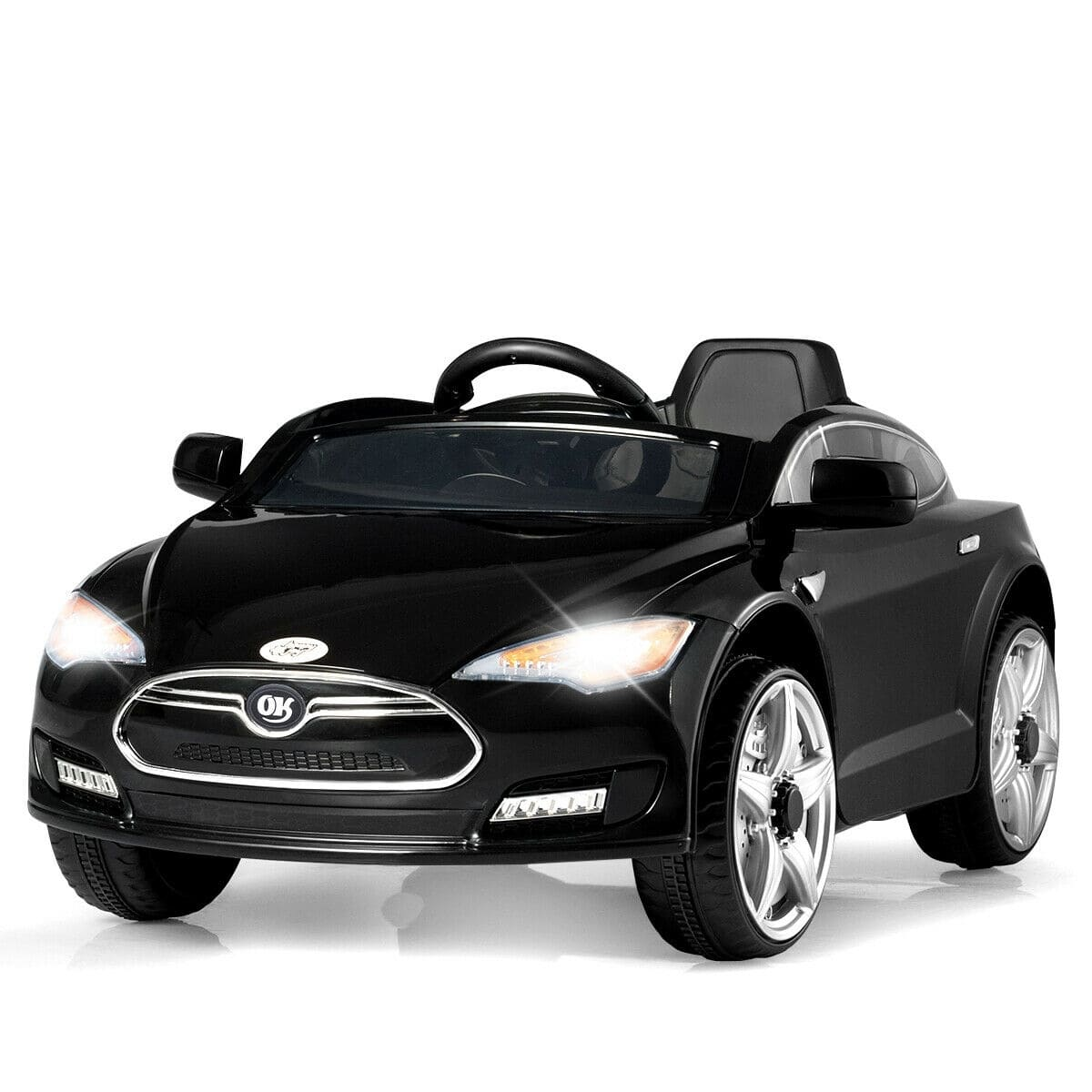 Tesla Inspired 6V Kids Electric Powered Ride On Car with Remote Control