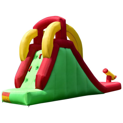 Jumper Climbing Inflatable Moonwalk Water Slide Bounce House - Blower Not Included