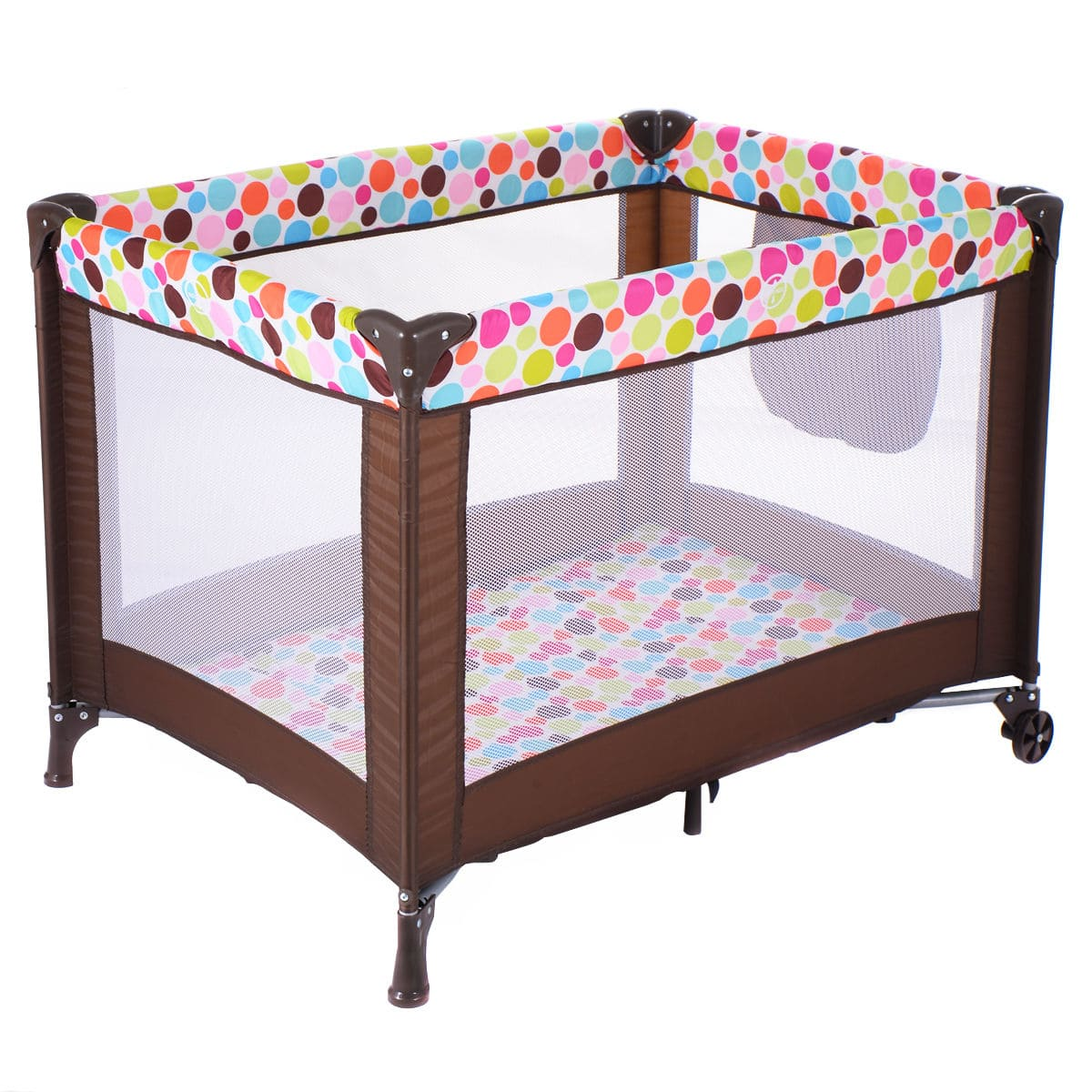 Baby Bassinet Travel Portable Bed Playpen - FREE SHIPPING