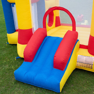 Inflatable Bounce House Castle without Blower - FREE SHIPPING