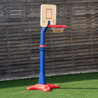 Kids Adjustable Height Basketball Hoop Stand - FREE SHIPPING
