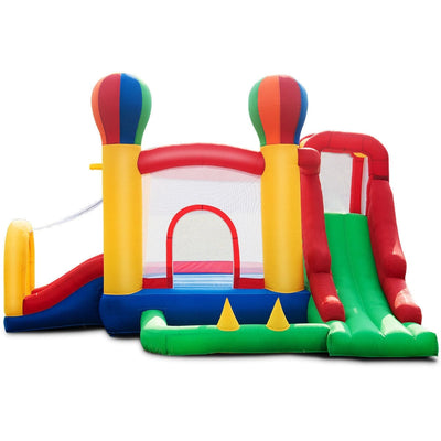Inflatable Moonwalk Jumper Bounce House with Carrying Bag - FREE SHIPPING
