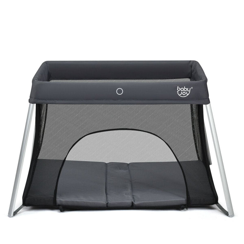 Lightweight Foldable Baby Playpen with Carry Bag