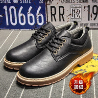 Genuine Leather Work Safety Shoes