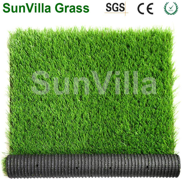 SunVilla SV5.5'X6.5' Realistic Indoor/Outdoor Artificial Grass/Turf 5.5 FT X 6.5 FT (35.75 Square FT)