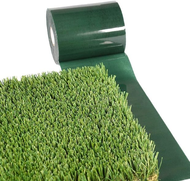 SunVilla Artificial Grass Green Joining Fixing Turf Self Adhesive Lawn Carpet Seaming Tape.