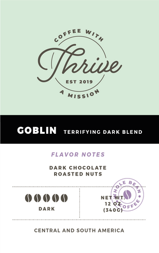 Goblin Blend - Dark Roast Coffee Thrive Coffee