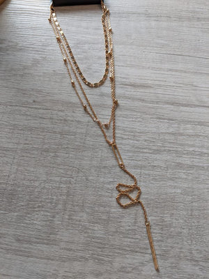 Mia Layered Necklace