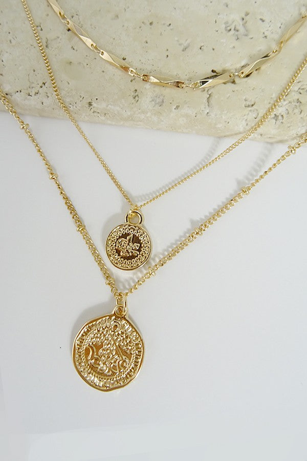 Oaklynn Layered Necklace