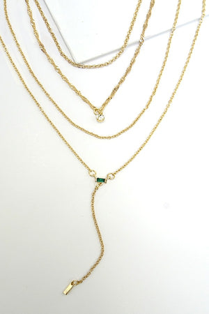 Emmalee Layered Necklace