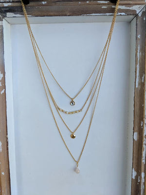 Simply Sweet Layered Necklace