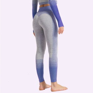 Le Nakai Seamless Leggings Sport Fitness Women High Waisted Sport Gym Leggings Push Up Yoga Pants Winter Fitness Clothes