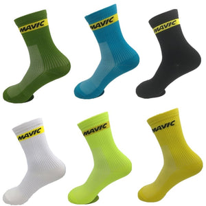 Women Cycling Sport Running Socks Ankle Basketball Bicycle Climbing Camping Socks Women Men Socks